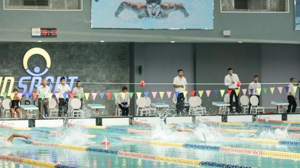 Khai mạc giải bơi lặn vô địch các CLB quốc gia