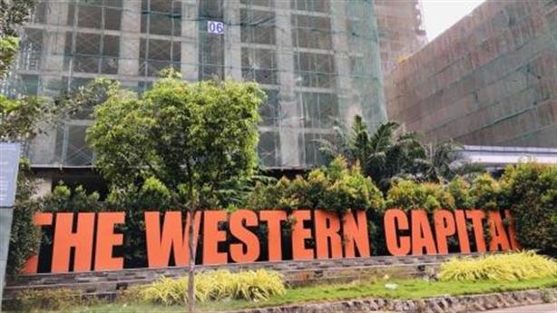 Vì sao dự án The Western Capital chậm tiến độ?
