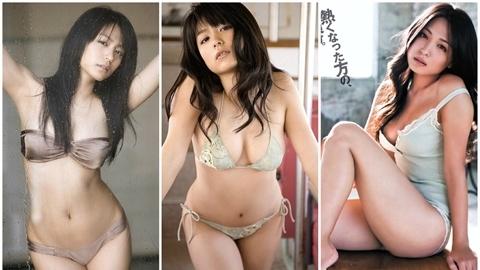 Mỹ nhân Nhật quá gợi cảm, mặt xinh hết phần thiên hạ