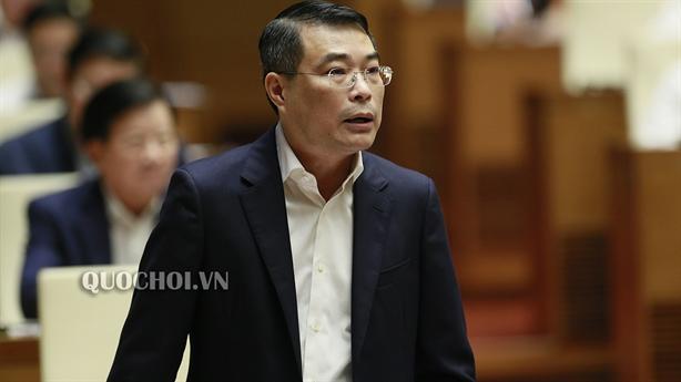 Sẽ trình Quốc hội miễn nhiệm Thống đốc Lê Minh Hưng