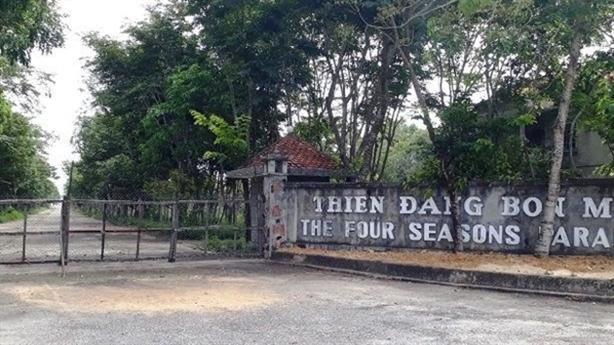 Quảng Ngãi xem xét thu hồi dự án Thiên Đàng