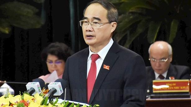 Bộ Chính trị phân công công tác cho ông Nguyễn Thiện Nhân
