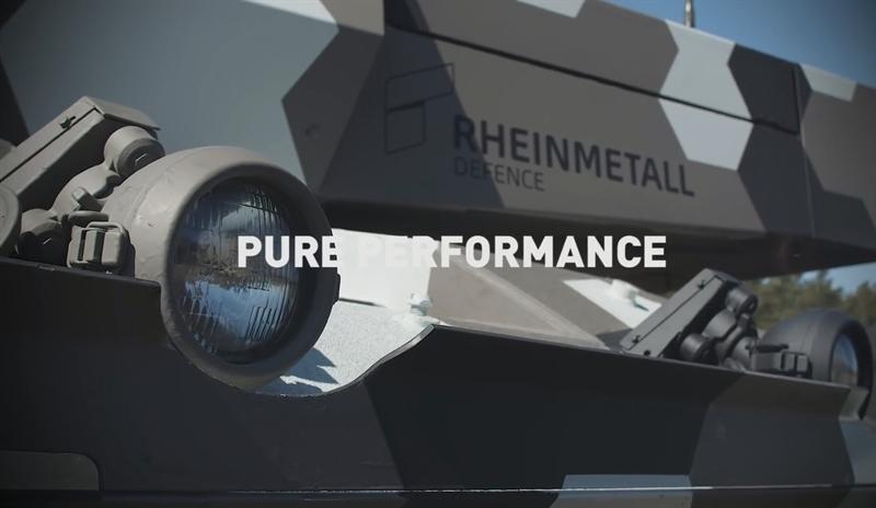 Tuyên bố được Tập đoàn quốc phòng Rheinmetall (Đức) đưa ra khi nói về hướng phát triển dòng tăng thế hệ mới nhà sản xuất này hợp tác với nhà thầu Nexter của Pháp cùng phát triển.