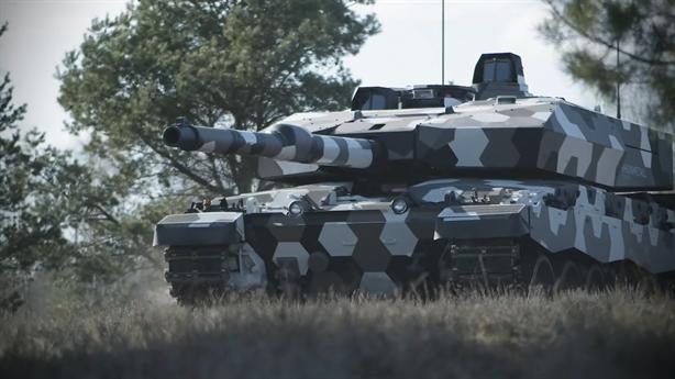 Đức, Pháp phát triển tăng tương tự Armata
