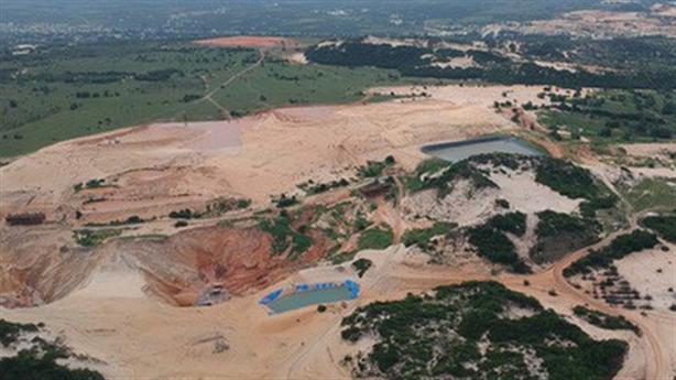 Năng lực ông lớn đề xuất dự án 14.600tỷ tại Bình Thuận