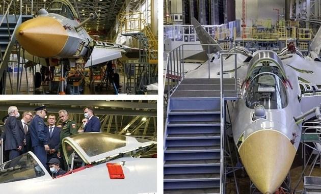 Thông tin được chuyên gia của trang Drive cho biết khi nêu ra những thế mạnh của tiêm kích tàng hình Su-57, đặc biệt là hệ thống radar quang điện tử: \