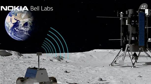 Mỹ mang tiếp tham vọng phủ sóng Internet lên Mặt Trăng