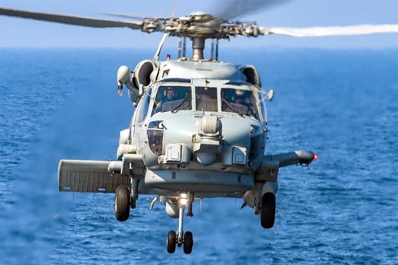 Tập đoàn Lockheed Martin, của Mỹ vừa thử thành công hệ thống tác chiến điện tử thế hệ mới (Advanced Off-Board Electronic Warfare - AOEW) trang bị cho trực thăng hạm MH-60 Sikorsky.