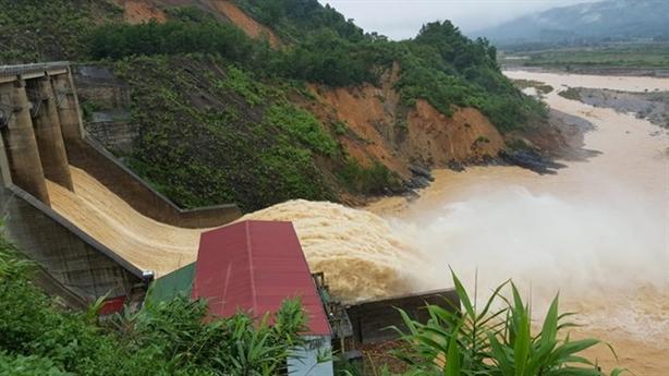 Bộ Công thương lên kế hoạch điều tiết thủy điện