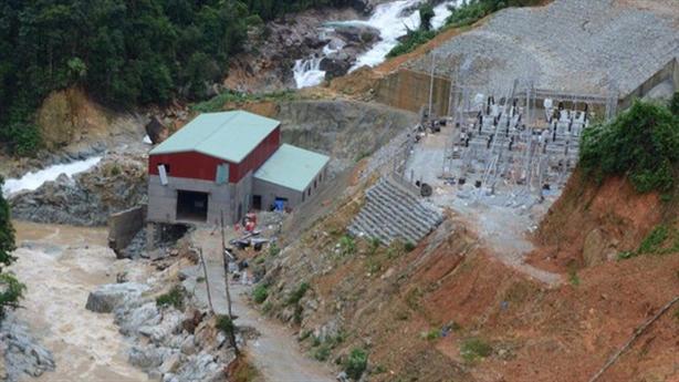 Lũ lụt không do phá rừng làm thủy điện: Khó xuôi....