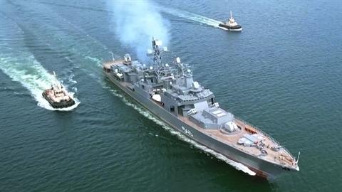 Mỹ bất an trước sức mạnh Nguyên soái Shaposhnikov sau nâng cấp