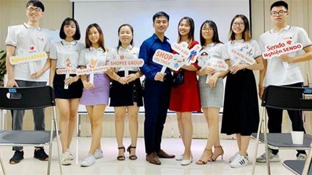 Nguyễn Trung Kiên đi đến thành công nhờ kinh doanh online