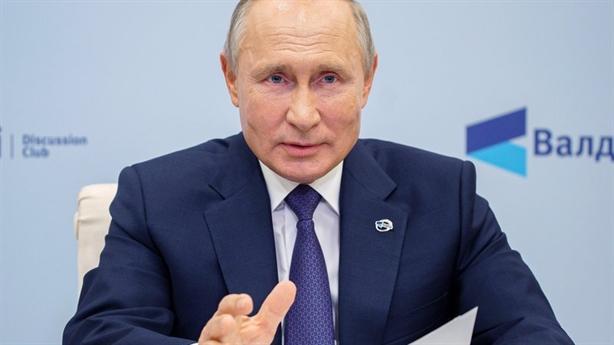 Tổng thống Nga tin Trung Quốc-Đức sẽ thay vị trí Mỹ