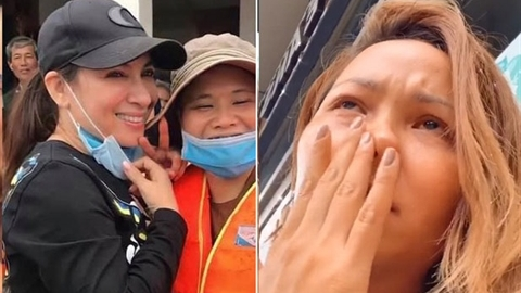 H'Hen Niê khóc, Phi Nhung cười: Ngừng phán xét chuyện từ thiện