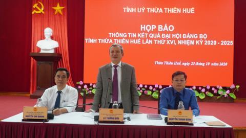 Lý giải 11 GĐ sở không làm Tỉnh ủy viên Thừa Thiên-Huế