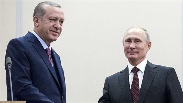Tổng thống Putin nói rõ về quan hệ Nga-Thổ
