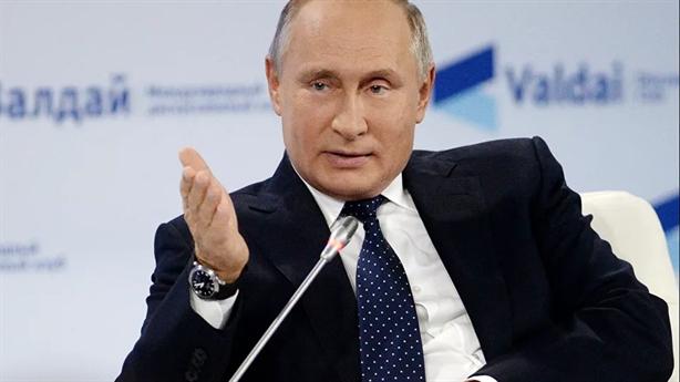 Ông Putin cảnh báo những cái chết từ phương Tây