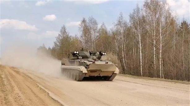 Module chiến đấu Epoch khiến sức mạnh của BMP-3 tăng vọt