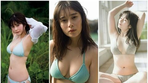 Mỹ nhân Nhật siêu gợi cảm, mũm mĩm được triệu người yêu