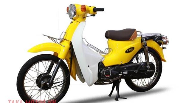 Quá trình hình thành xe máy 50cc của Taya Motor Việt Nam