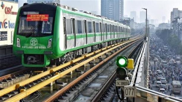 Đường sắt Cát Linh - Hà Đông: Chạy thử 20 ngày
