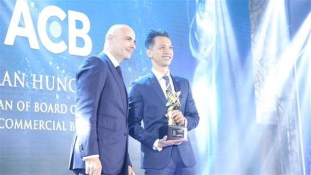Doanh nghiệp và doanh nhân tại Việt Nam đoạt giải Châu Á-2020