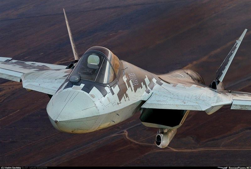 Về siêu phẩm vũ khí này, The Drive thừa nhận, khung gầm mạnh mẽ đảm bảo lại sự ổn định cho chiến đấu cơ tàng hình thế hệ 5. Nó không thể thiếu trong việc thực hiện các nhiệm vụ linh hoạt, và hệ thống ba chiều lệch của vector tăng cường đáng kể khả năng cơ động của máy bay.