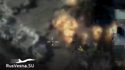 Su-24 Nga hủy diệt hơn 200 tay súng chuẩn bị tới Karabakh?