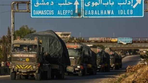 Quân đội Thổ Nhĩ Kỳ bị đuổi khỏi Syria