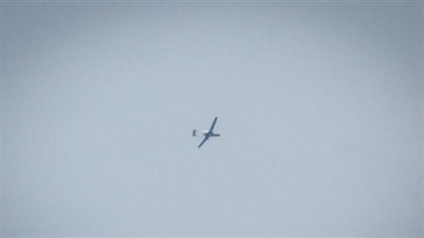 UAV Thổ áp sát căn cứ Nga