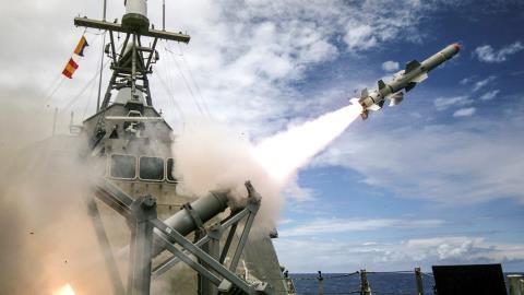 Mỹ mài 'kiếm sắc' tạo sóng sát Trung Quốc