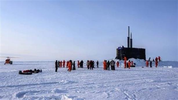 Phương Tây toan tính gạt Nga ra khỏi Nam Cực