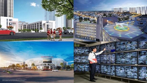 Grand Sapphire 2-Nơi an cư lý tưởng của cư dân quốc tế