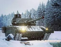 Quân đội Nga đã đề nghị trang bị cho xe tăng T-14 Armata một tháp pháo không người lái tích hợp khẩu pháo 152mm.
