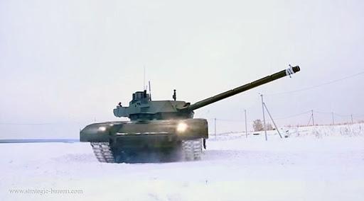 Theo truyền thông Nga, với việc được trang bị pháo 152mm, tăng Armata sẽ sở hữu khả năng tấn công cực đáng sợ.