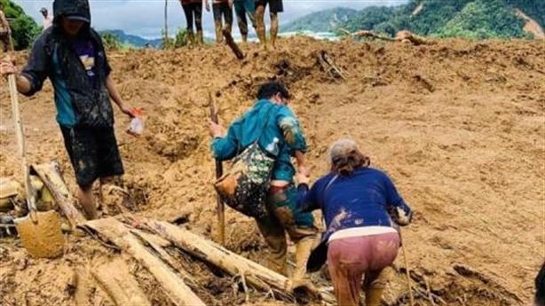 Đất vùi 11 người Phước Lộc: Đi bộ 45km vào hiện trường