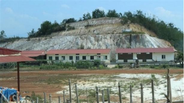 Bị phạt 210 triệu đồng vì chiếm đất rừng xây trụ sở
