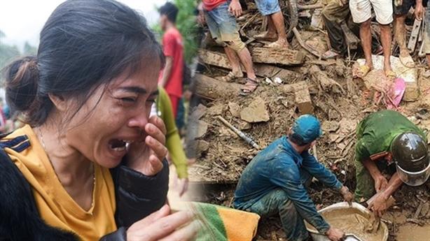 Quảng Nam liên tiếp sạt lở: Không chỉ là thiên tai...