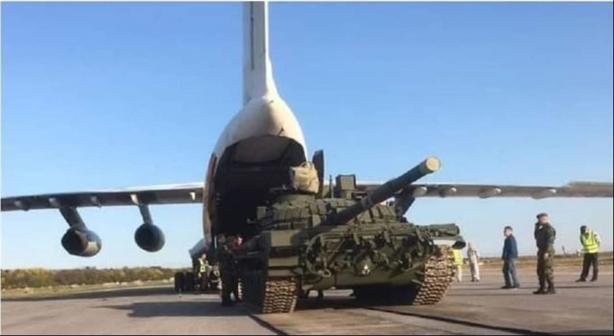 Serbia nhận xe tăng T-72B1MS