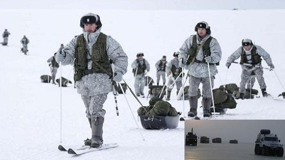 Báo Đức: Phương Tây bất lực trước Nga ở Bắc Cực