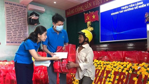 Tập đoàn Novaland tặng 15 tỷ đồng cho vùng lũ miền Trung