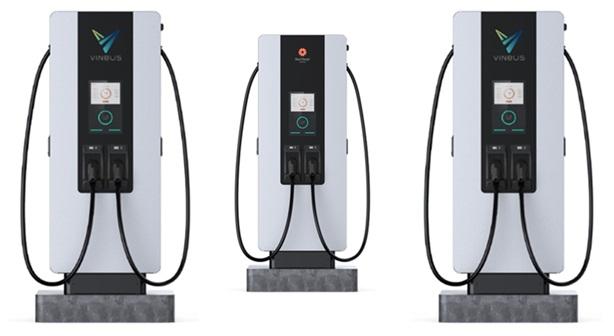 VinBus phát triển hệ thống trạm sạc xe buýt điện quy mô