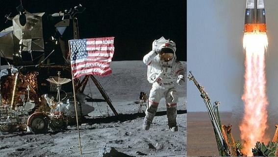 Nga sẽ phóng Luna-25 lên Mặt trăng: Cuộc đua vũ trụ...