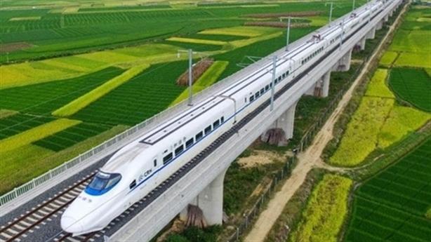 Đường sắt tốc độ cao Bắc-Nam: Tính đường dài