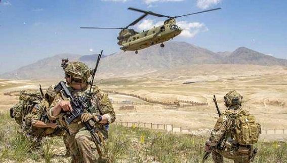 Ông Trump và bức mật thư về quân Mỹ ở Afghanistan