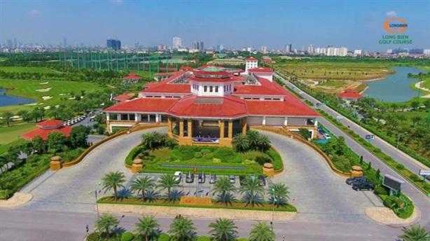 Biệt thự tại golf Long Biên không có chức năng đất ở