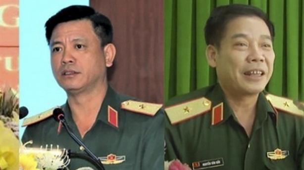 Thủ tướng bổ nhiệm nhân sự cao cấp Bộ Quốc phòng