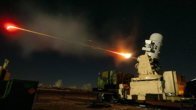 Được biết, C-RAM là phiên bản mặt đất của tổ hợp pháo phòng thủ tầm cực gần (CIWS) Phalanx do Mỹ sản xuất trang bị trên chiến hạm. Vũ khí này được thiết kế để bảo vệ mục tiêu khỏi những cuộc tấn công bằng tên lửa hành trình đối đất, tên lửa diệt radar và máy bay không người lái cỡ nhỏ.