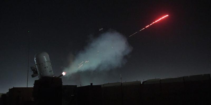 Khả năng đánh chặn tệ hại của vũ khí này càng rõ ràng hơn bởi sau vụ tấn công diễn ra, người ta đã phát hiện ra tổng cộng 7 mục tiêu bị tấn công do tên lửa từ bên ngoài phóng vào Vùng Xanh. Tất cả số tên lửa này đều được xác định phóng từ khu Al-Amin Al-Thaniyah, Quận Alf Dar, phía đông thủ đô Baghdad.