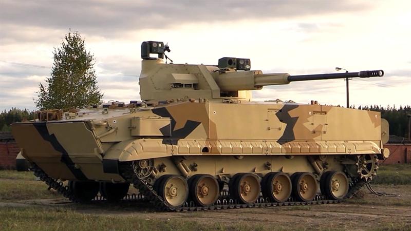 Việc Nga tích hợp tính năng phòng không trên khung gầm xe chiến đấu bộ binh đã gây nhiều ngạc nhiên, bởi trong biên chế quân đội nước này vẫn có các tổ hợp pháo - tên lửa phòng không Pantsir hay Tunguska đã chứng tỏ được năng lực qua thời gian dài hoạt động.